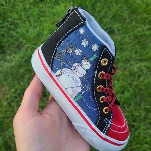 NWT Van's Nightmare Before Christmas Shoes